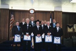 2005 Installation of Officers Photo Gallery